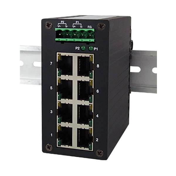 ATOP EH2308 8 Poorts Unmanaged Switch