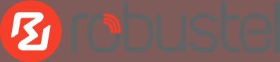 Robustel logo Delmation